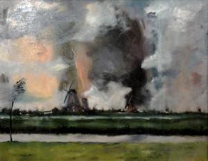 Giuseppe Fuschi – Amsterdam – I mulini