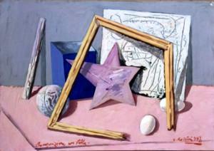 Giulio Ruffini – Composizione con stella
