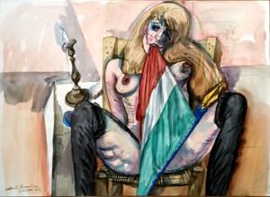 Giulio Ruffini – Addenta la bandiera