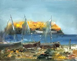 Corrado Mele – Barche