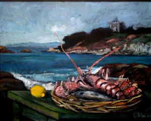 Gianfranco Antoni – L'aragosta viva