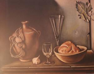 Gregorio Sciltian – Pane e vino