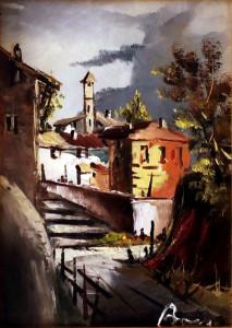 Franco Bagnasco – Paesaggio