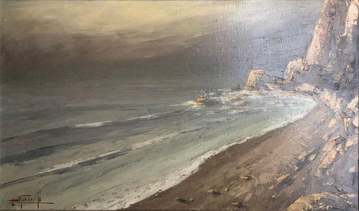 Alessandro Macchi – Mare d'inverno