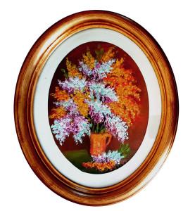 Luparesi – Brocca con fiori