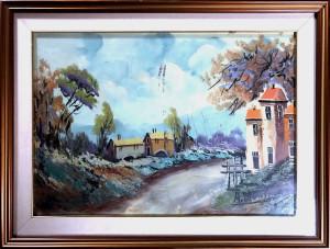 A. Bruni – Paesaggio