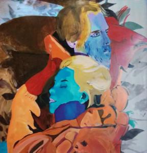 Maria Grazia Passalacqua – L'abbraccio