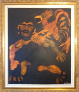 Nerone – Battaglia con il gallo