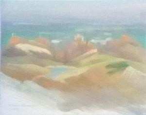 Ciandini – Paesaggio quattro castella
