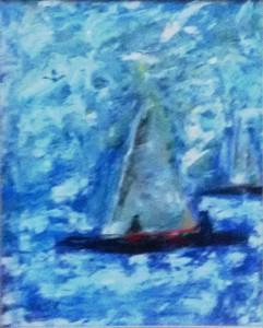 Vansir – Barche in mare