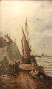 Mimona – Paesaggio con barca