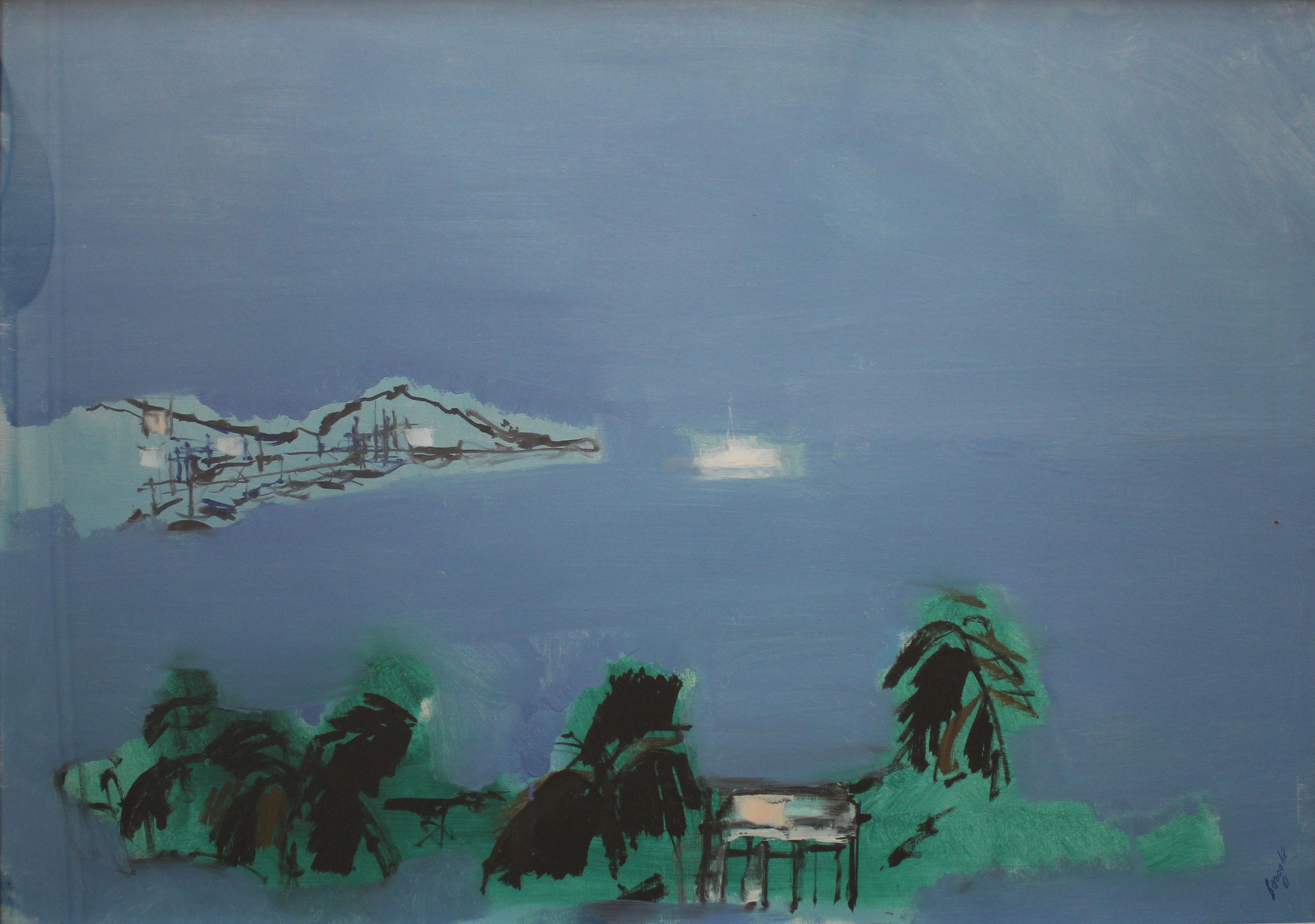 Renato Borsato – Paesaggio del sud