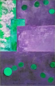 Maria Grazia Passalacqua – Il verde e il viola