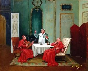Alessandro D'angelo – Cardinali a tavola