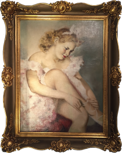 Pàl Fried – Ballerina