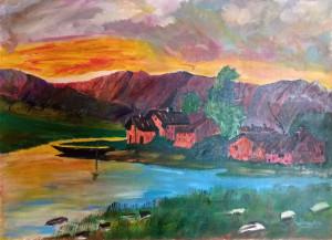 Inos Corradin – Paesaggio