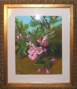 Rita Salvini – Fiori rosa fiori di pesco