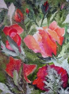 Rita Salvini – Foresta di fiori