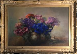 Jaak Van den Seylbergh – Vaso di fiori