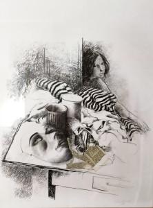 Carlo Malnati – Maschera