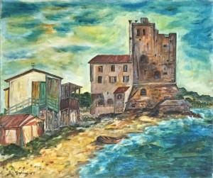Giovanni Guglielmi – Torre mozza