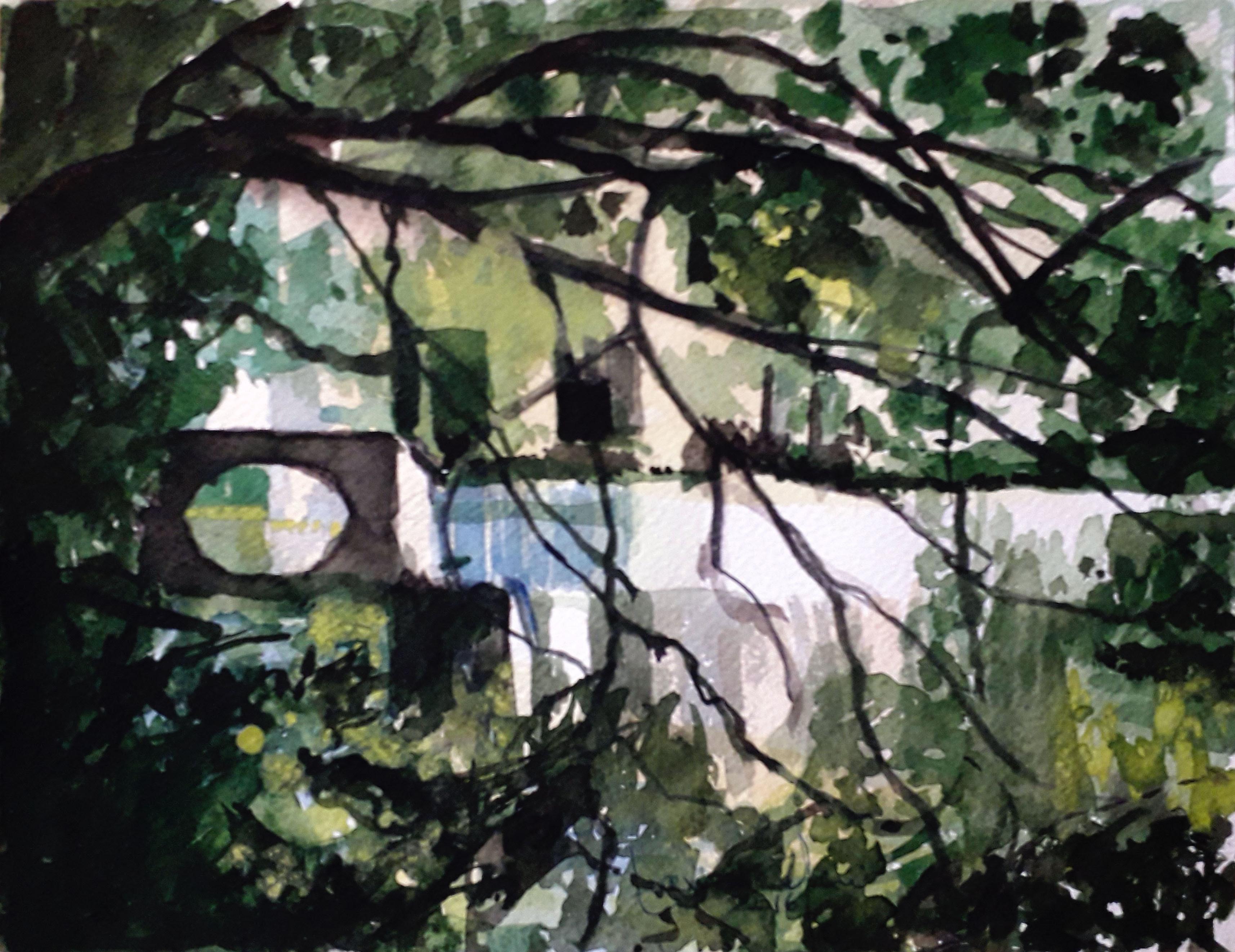 Franco Neri – Il bosco,il fossato,il castello