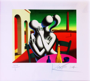 Mark Kostabi – First taste