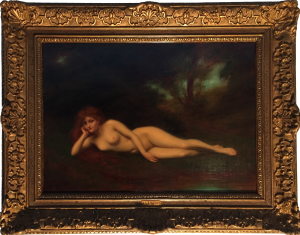 Jules-Armand Hanriot – Nymphe des eaux