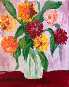 Tiziana Melis – Armonia di colori