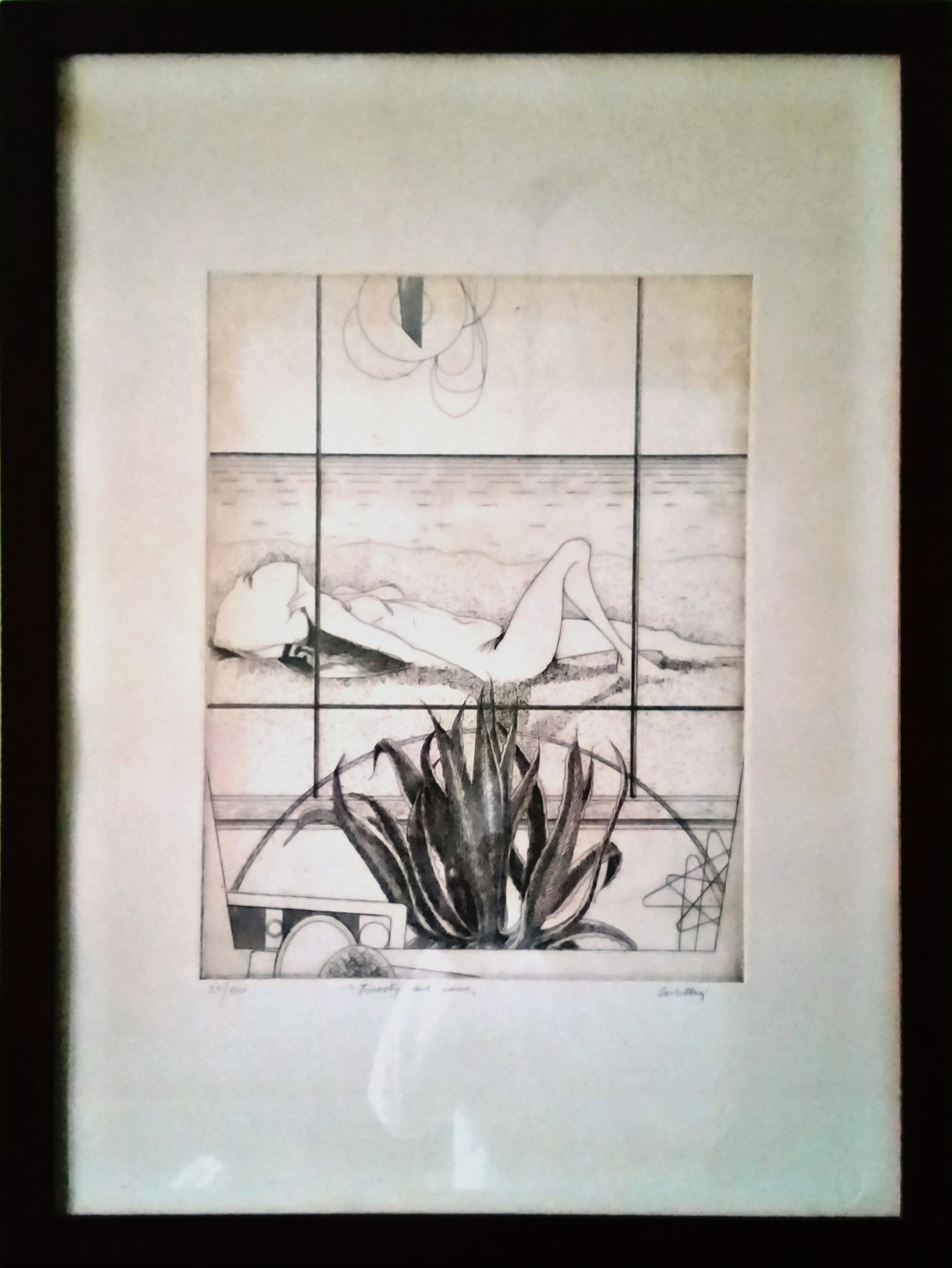 Alberto Cavallari – Finestra sul mare