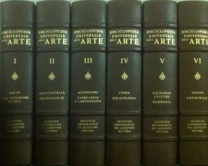 Enciclopedia universale dell'arte – De Agostini