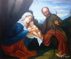 E. M. Grassi – Sacra Famiglia