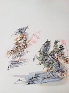 Fabrizio Clerici – Orlando Furioso