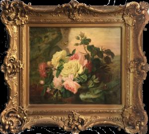 Artista sconosciuto – Rose