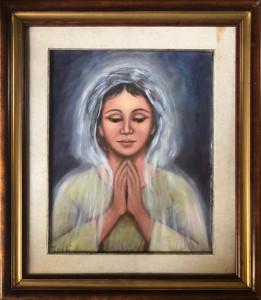Madè – Madonna in preghiera