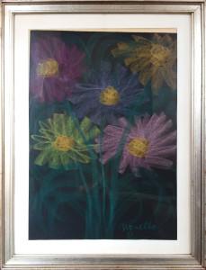 Novella Parigini – Composizione floreale
