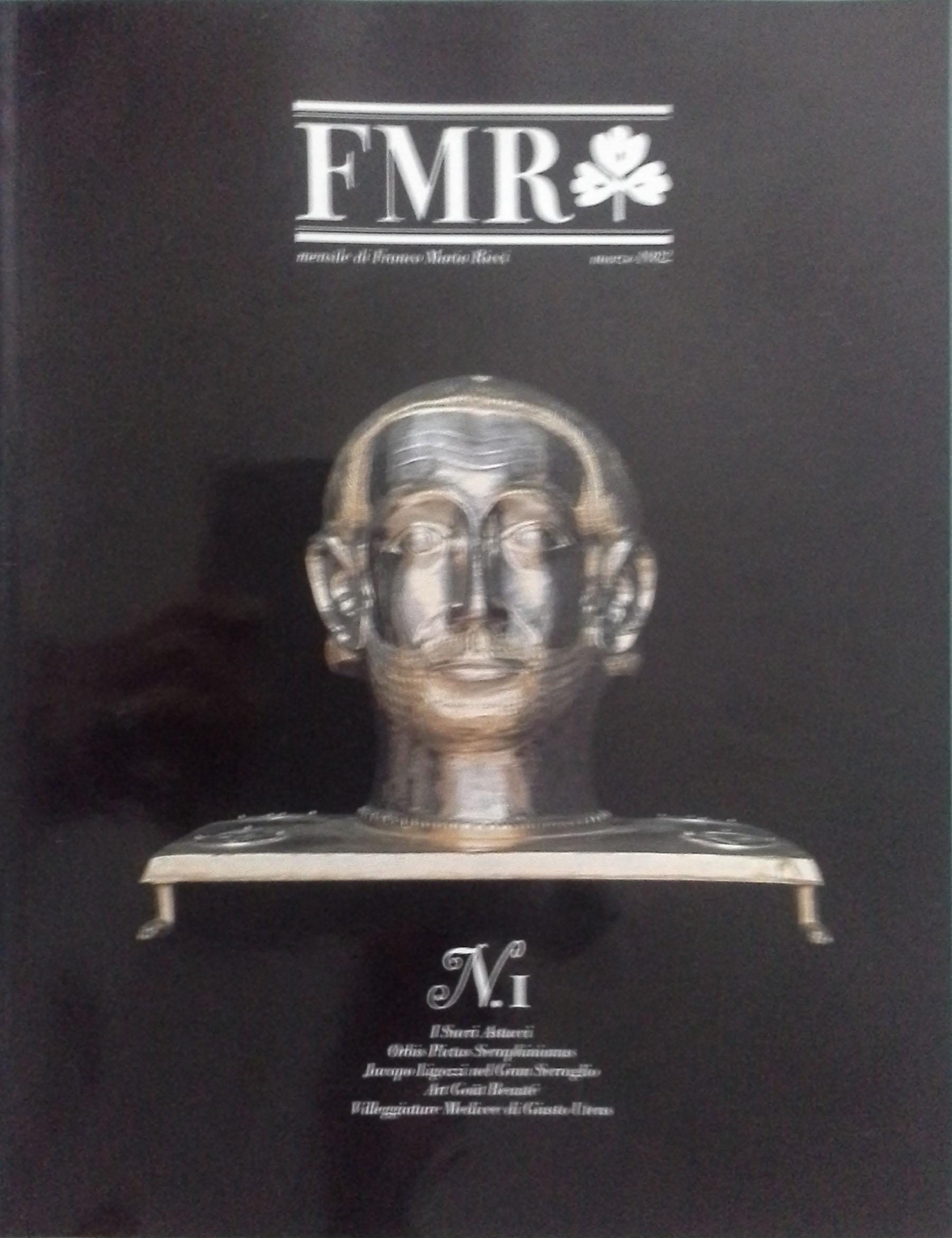 Riviste Franco Maria Ricci – FMR