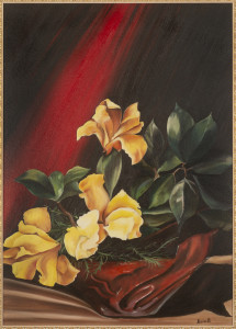 Lucia Battagliola – Vaso di fiori