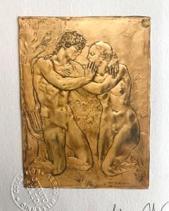 Francesco Messina – Adamo ed Eva