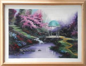 Cornelia Baciu – Paesaggio americano