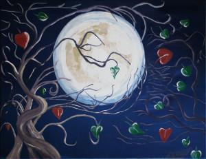 Eleonora Costa – Abbraccio di luna