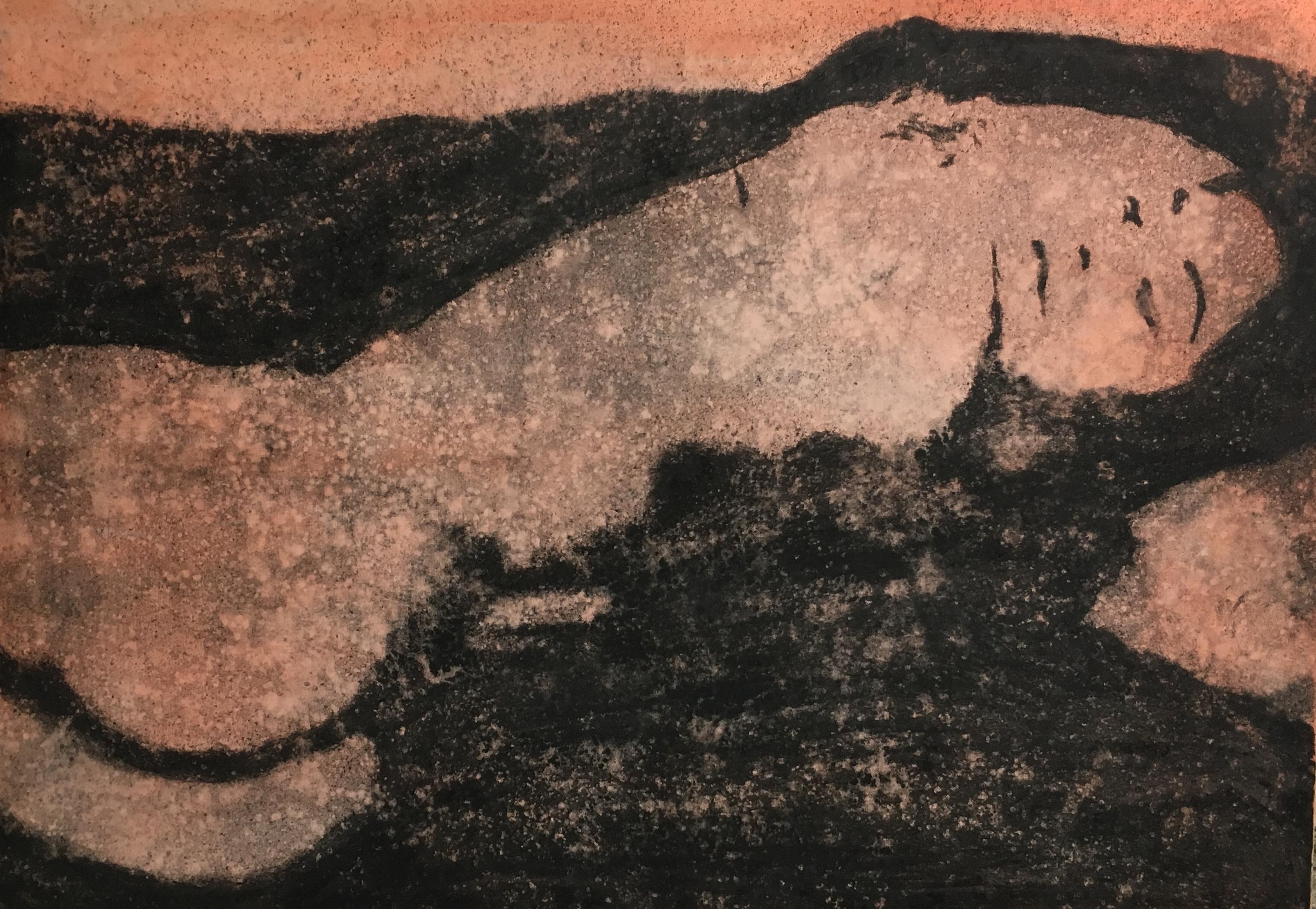 Denis Kapo – Nudo femminile