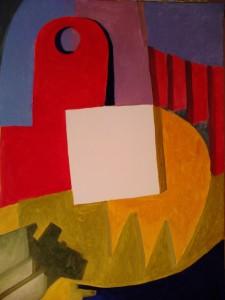 Renato Marini – Quadrato bianco