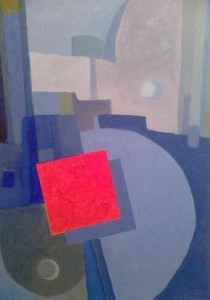 Renato Marini – Quadrato rosso