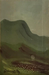 Quirino De Jeso – Paesaggio