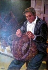 Corrado Frateantonio – Cestaio