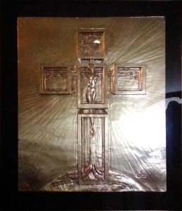 Salvador Dalì – Nuova crocifissione