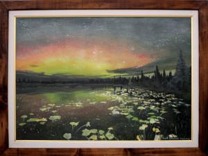 Angelo Camazzola – Aurora boreale