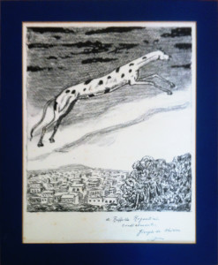 Giorgio de Chirico – Senza titolo