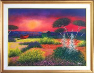 Mario Soave – Il tramonto